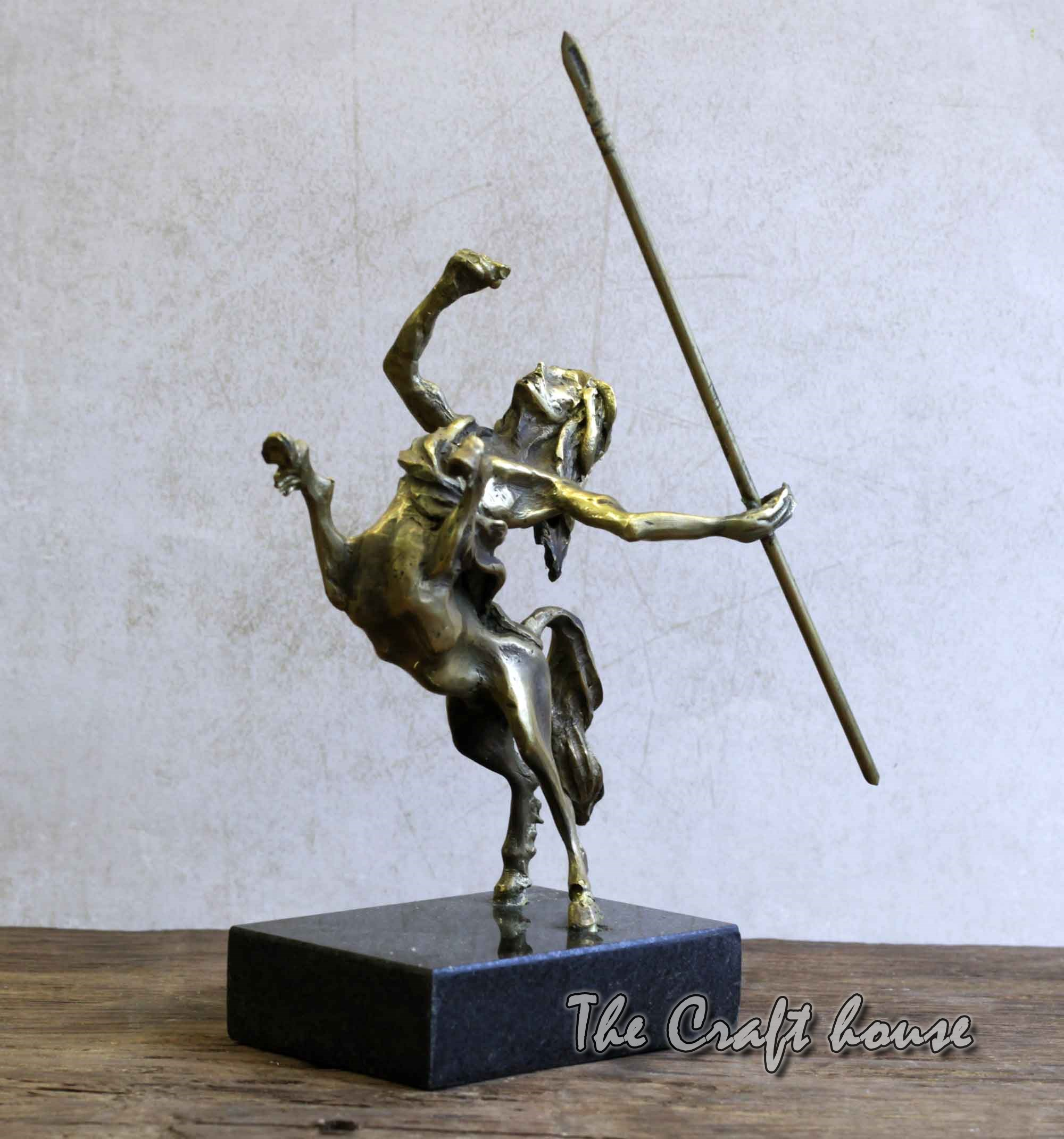 Bronze sculpture 'Centaur'