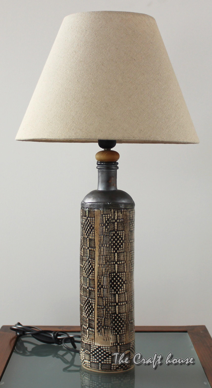 Ceramic lamp 'Art'