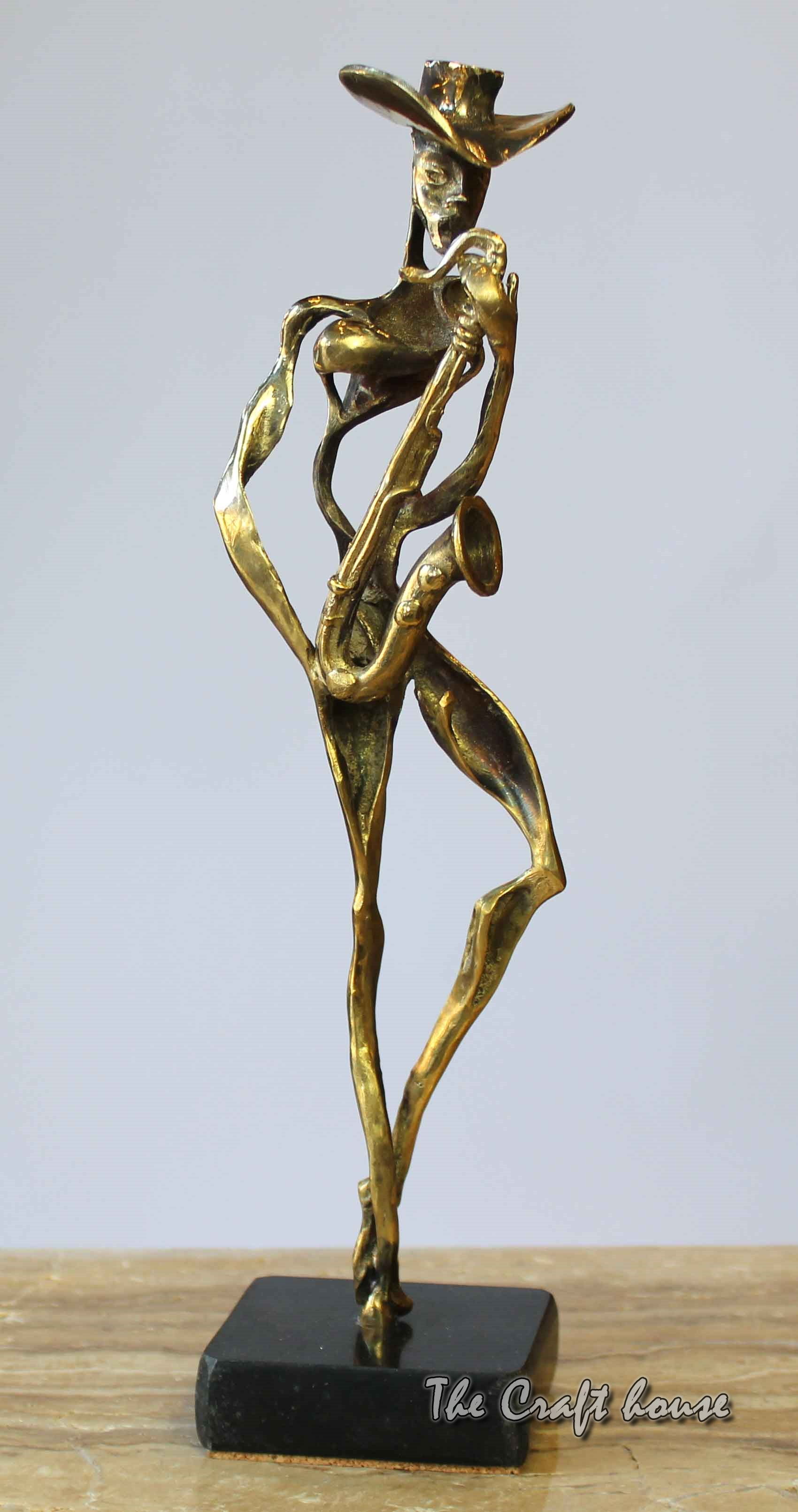 Bronze sculpture 'Melody'