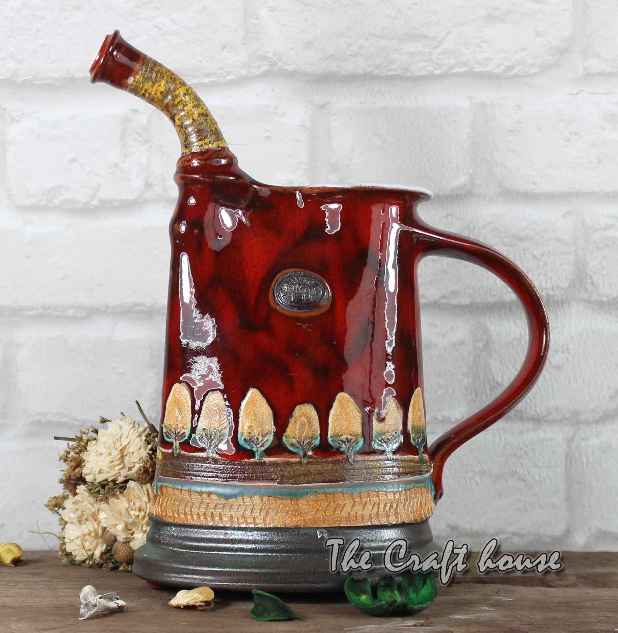 Ceramic jug