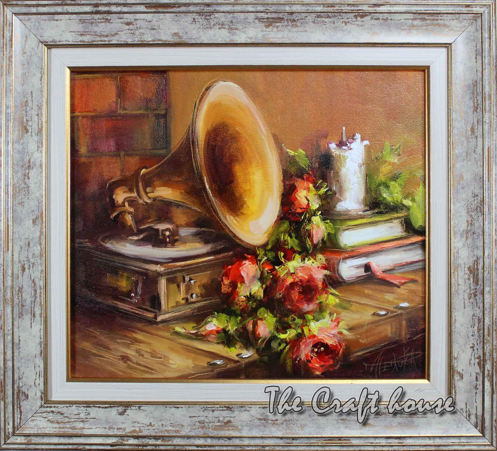 The Old Gramophone