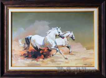Диви коне