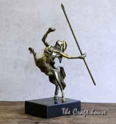 Bronze sculpture 'Centaur'