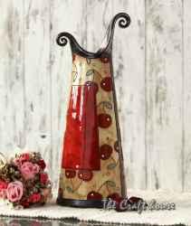 Керамична ваза 'Череши'