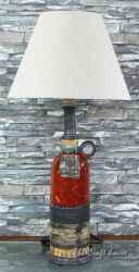 Артистична нощна лампа