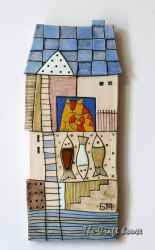 House with glaze 'Dream'