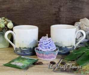 Комплект за чай с лодки