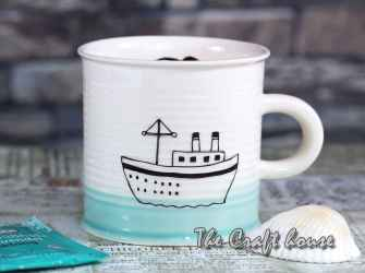 Чаша 'Кораб'