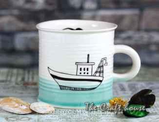 Чаша 'Рибарски кораб'
