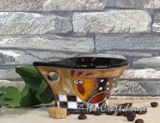 Чаша за кафе 'Кокошка'