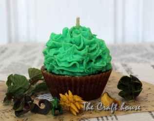Candle - cupcake