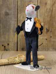 Мишка -музикант