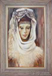 Българка с носия