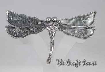 Silver brooch-pendant