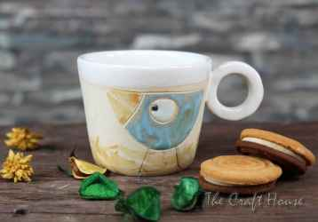 Малка чашка за кафе