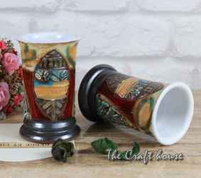 Керамична чаша за ракия