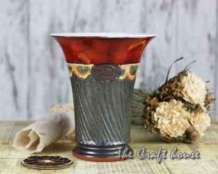 Керамична чаша за вино