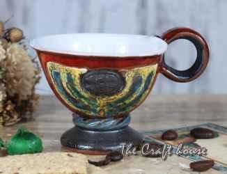 Керамична чаша за кафе