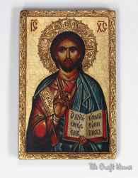 Св. БогородицаХристос Пантократор