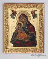 The Virgin Madre della Consolazione