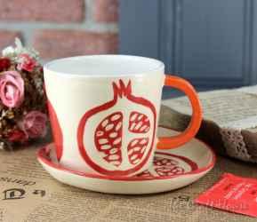 Керамичен комплект за кафе