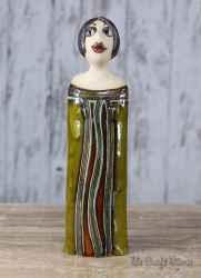 Charming ceramic Doll