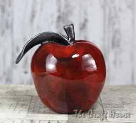Керамична ябълка - малка