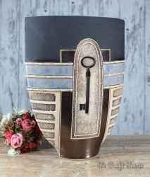 Керамична ваза 'Ключ'