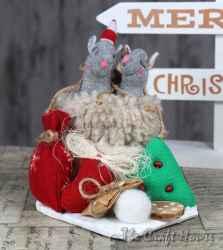 Коледни мишки