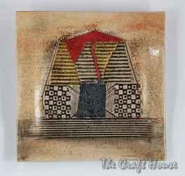 Пано с декорация за стена
