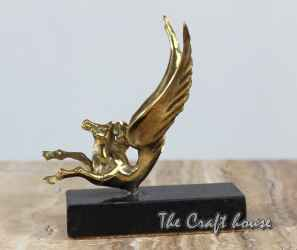 Bronze sculpture 'Pegasus'