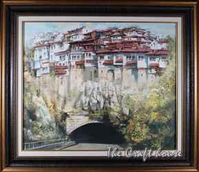Landscape of Veliko Tarnovo