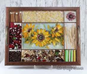 Handmade tray