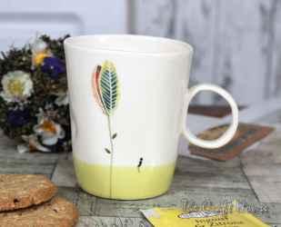 Порцеланова чаша с рисунка