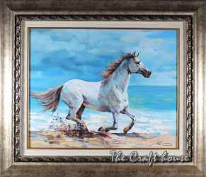 Препускащ кон