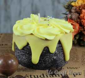 Fragrant candle 'Cake'