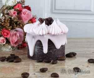 Свещ торта 'Шоколад'