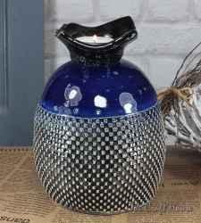 Керамичен свещник - ваза