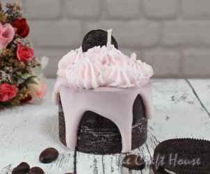 Торта свещ 'Орео'